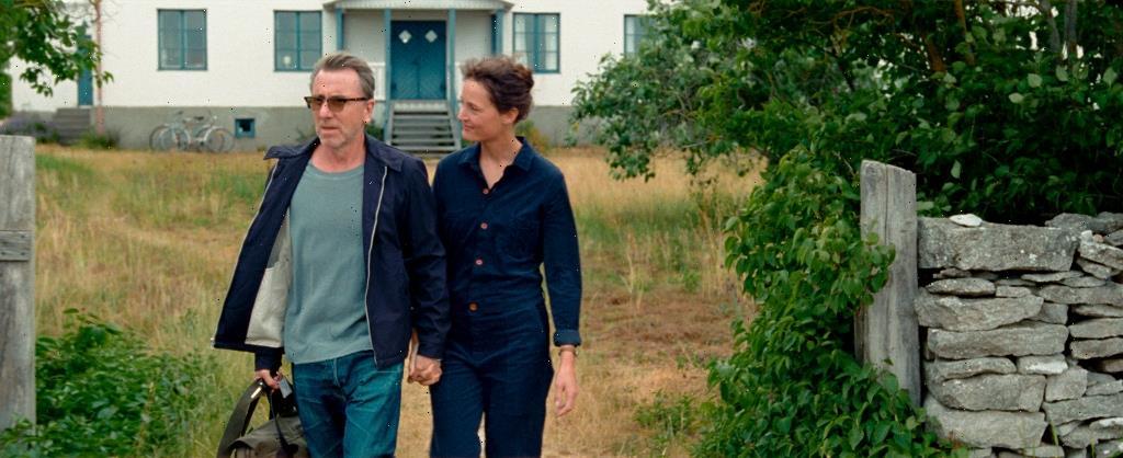 'Bergman Island' Best Awards Chances Are Mia Hansen-Løve's Script and Mia Wasikowska's Fearless Performance
