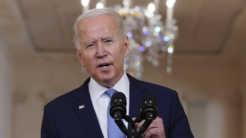 'World is changing': Biden defends Afghanistan pullout as US refocuses on China, Russia