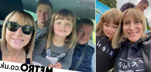 A woman who went through menopause at 13 now has two miracle kids