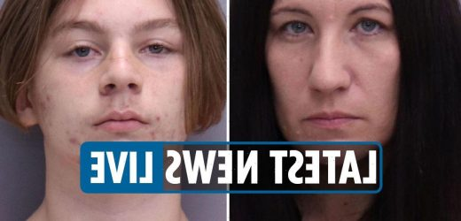 Aiden Fucci LIVE updates – 'Killer' teen charged with murder of Tristyn Bailey & his mom Crystal Smith in court today