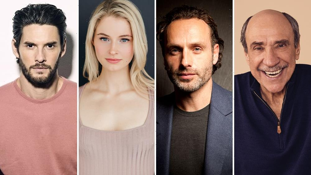 Andrew Lincoln, Ben Barnes, F. Murray Abraham, Essie Davis and Others Join 'Guillermo del Toro's Cabinet of Curiosities'