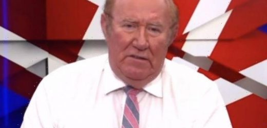 Andrew Neil 'locked in legal battle' before quitting GB News months after launch