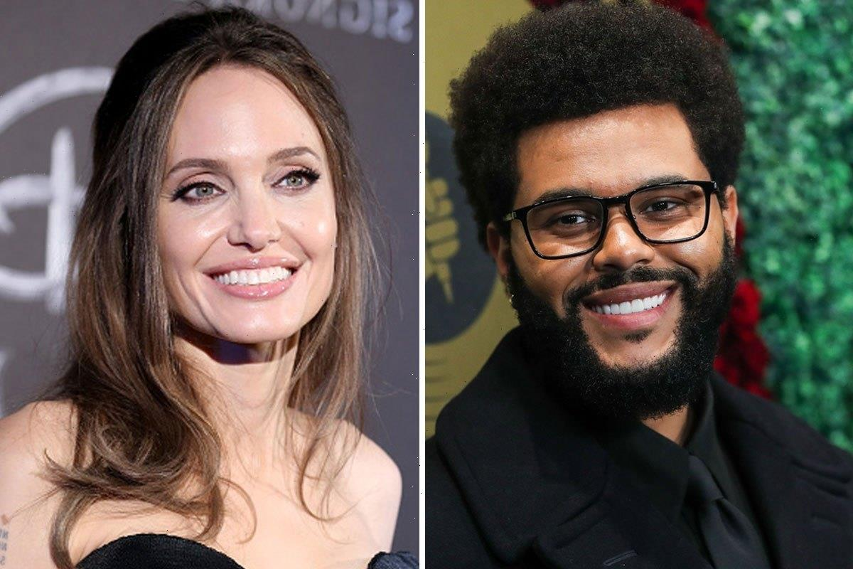 Angelina Jolie & The Weeknd have 'dinner together' as dating rumors continue amid her nasty divorce with Brad Pitt
