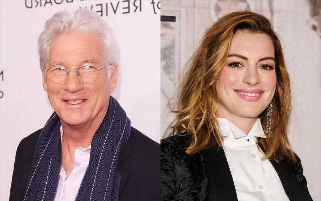 Anne Hathaway and Richard Gere Urge World Leaders to 'Boldly Act' on Vaccine Equity to End Pandemic