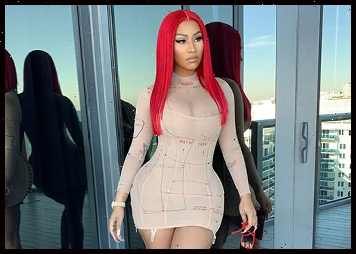 Anthony Fauci Dismisses Nicki Minaj's Claims About Side Effects Of COVID-19 Vaccine