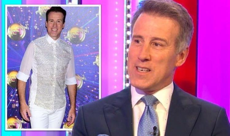 Anton Du Beke: Strictly star details humiliating moment that saw him quit alcohol for good
