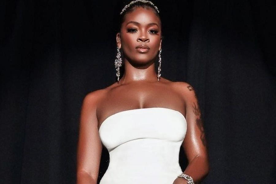 Ari Lennox Shuts Down Instagram Wearing All White—And It's Not The First Time
