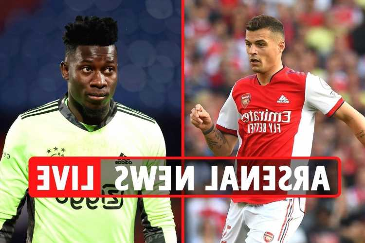 Arsenal news LIVE: Asensio transfer latest, Brighton build-up, Xhaka out for THREE MONTHS with injury – latest updates