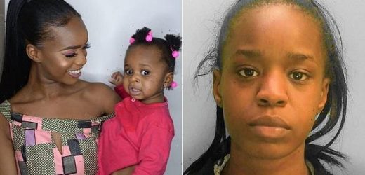 Baby girl, 1, starved to death while her teen mother partied