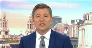 Ben Shephard apologises for GMB regional disruption blaming 'human error'