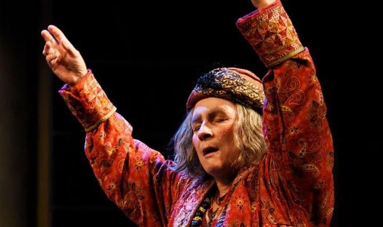 Blithe Spirit REVIEW: Jennifer Saunders has what it takes, but the play just isn't ghostly