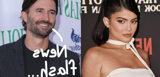 Brandon Jenner Only Found Out About Half-Sis Kylie's Pregnancy On Instagram!