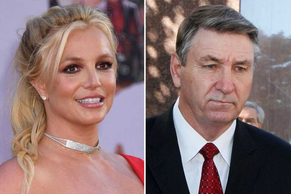 Britney Spears' dad, Jamie, files to end her conservatorship after 13 years