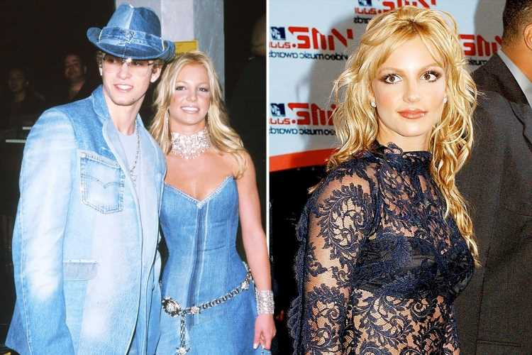 Britney Spears' fans go wild as singer gushes over sweet memory with ex-boyfriend Justin Timberlake on Instagram