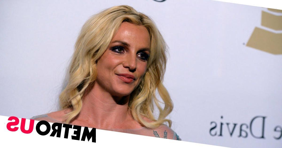 Britney Spears insists her bum is 'the real deal' in cheeky upload