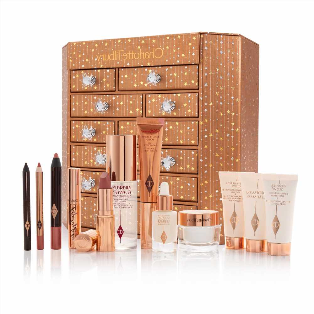 Charlotte Tilbury Advent Calendar 2021 has been revealed and we can't wait to get our hands on it