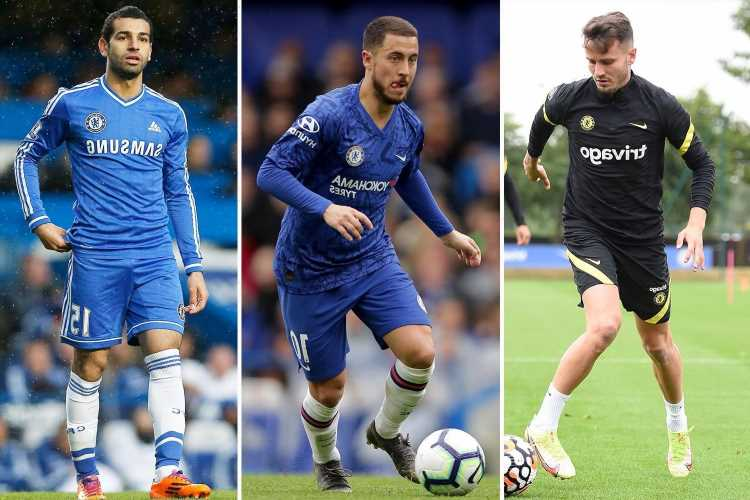 Chelsea new boy Saul Niguez follows in Eden Hazard and Mo Salah's footsteps after being handed Blues shirt number