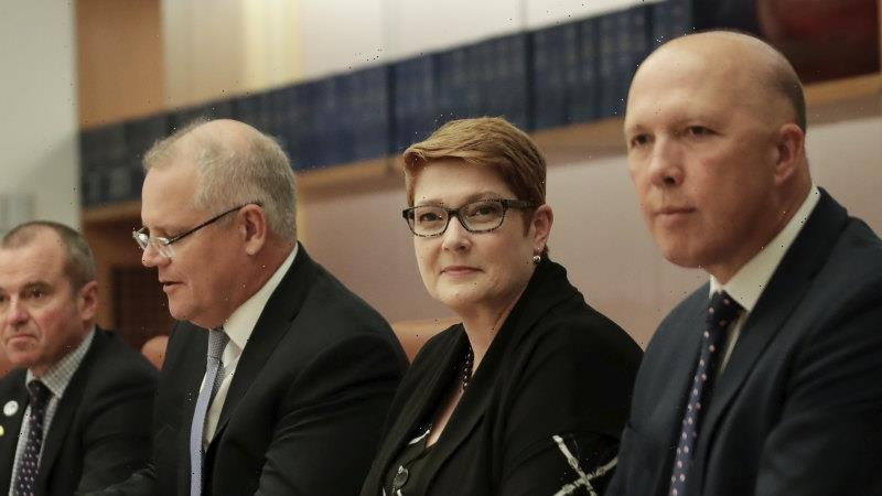 China on agenda in Payne, Dutton talks with US counterparts