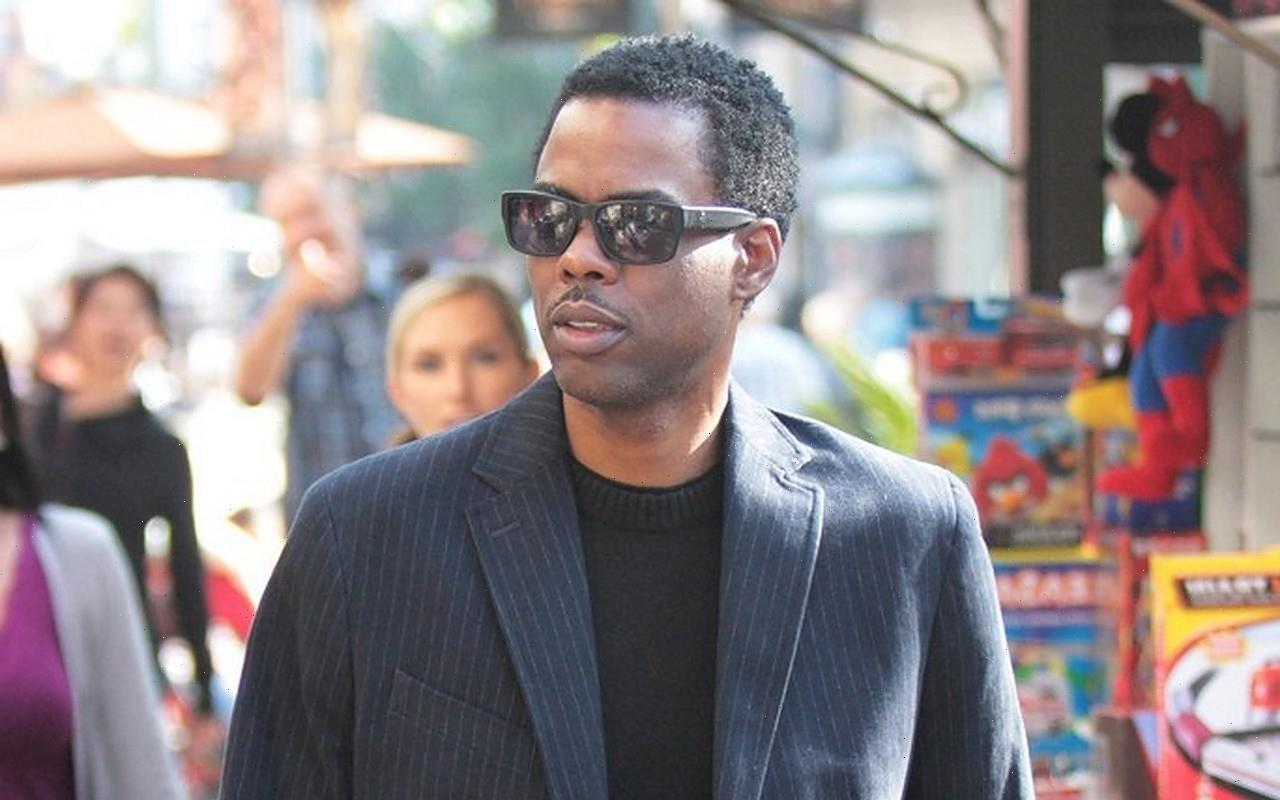 Chris Rock Diagnosed With Covid Despite Being Vaccinated