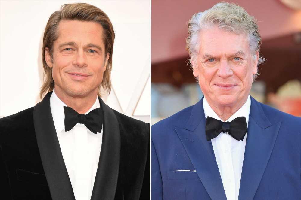 Christopher McDonald jokes 'Thelma & Louise' co-star Brad Pitt has 'done all right'