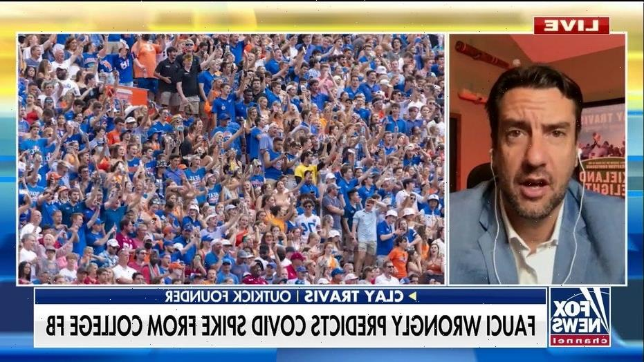 Clay Travis: When will it ever be appropriate to stop wearing masks?