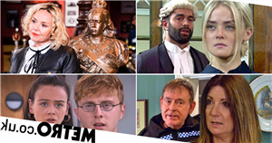 Corrie sentencing, EastEnders Janine takes The Vic and 18 more soap spoilers