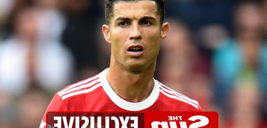 Cristiano Ronaldo gives Man Utd chefs list of favourite meals… but team-mates aren't keen on health-mad star's octopus