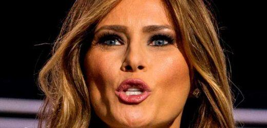 Did Melania Trump Really Sleep Through Election Night 2020?