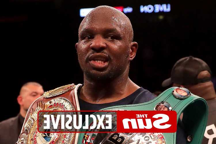 Dillian Whyte slams Tyson Fury's 'bulls***' promises and claims 'conman' Gypsy King won't fight him, Wilder or Joshua