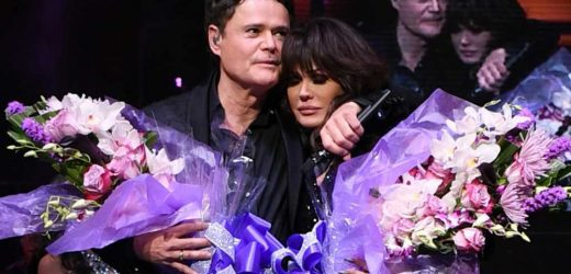 Donny Osmond was temporarily paralyzed after 2019 surgery complications