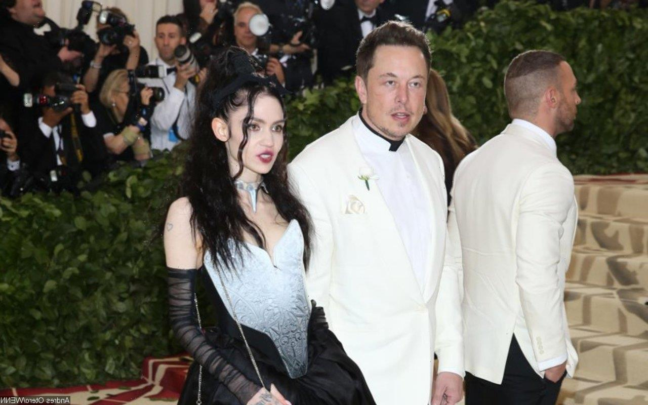 Elon Musk Spotted at Private Airport Alone in First Public Sighting After Grimes Split