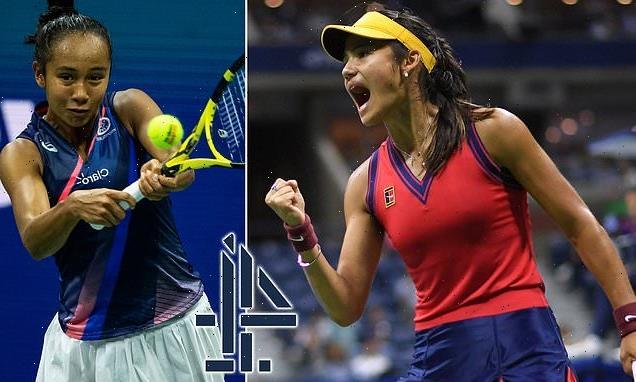 Emma Raducanu's US Open final set to be shown on Channel 4