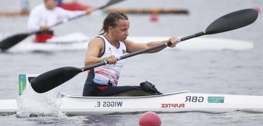 Emma Wiggs takes first gold as paracanoe debuts at Paralympics