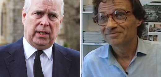 Epstein pal Jean-Luc Brunel who 'shared Prince Andrew 'sex slave' Virginia Roberts' is charged with raping a teenager