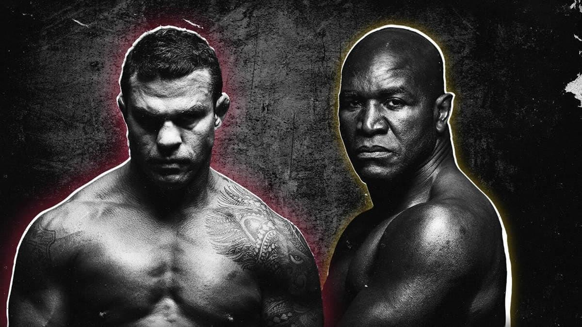 Evander Holyfield vs. Vitor Belfort Live Stream: Watch Triller Fight Club PPV Boxing Online