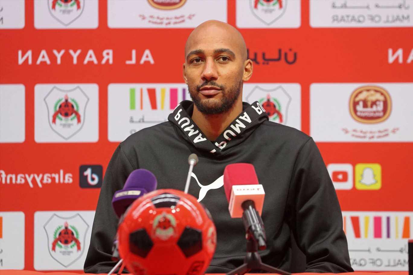 Ex-Stoke star and World Cup winner Steven Nzonzi joins Qatari club Al Rayyan on free transfer after leaving Roma