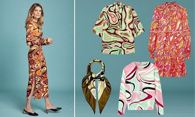 FEMAIL picks out the best psychedlic prints for effortless style