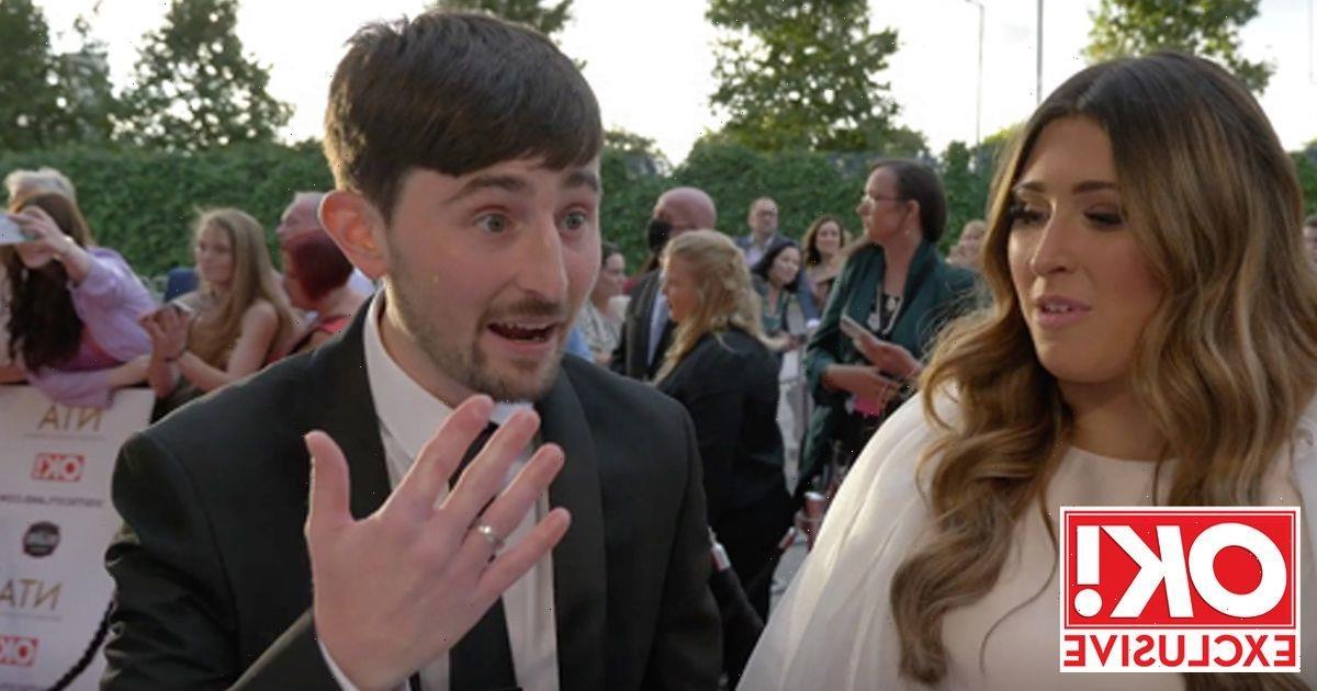Gogglebox's Pete Sandiford 'buzzing' as he marries girlfriend Paige in secret ceremony