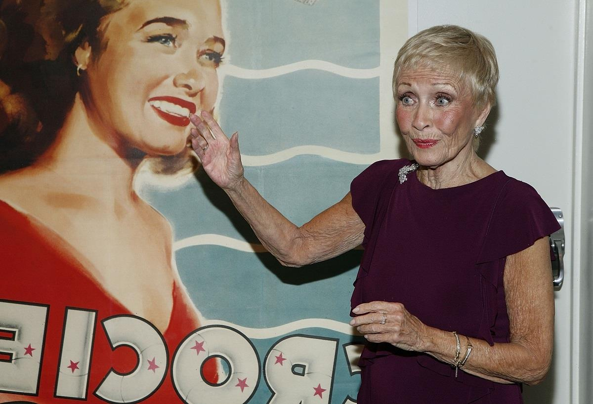 Jane Powell, Star of MGM Musicals, Dies at 92