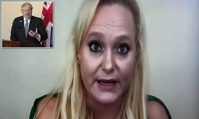 Jennifer Arcuri says people knewabout Boris Johnson's 'crush' on her