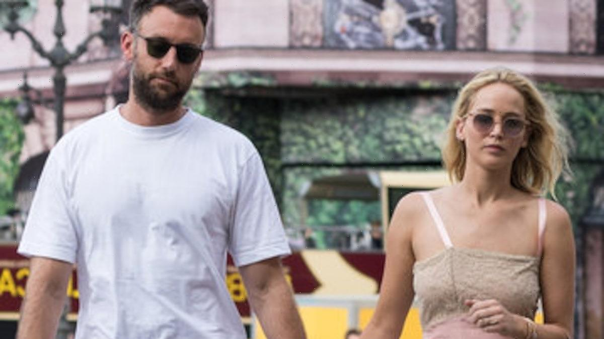 Jennifer Lawrence Pregnant, Expecting Baby With Husband Cooke Maroney
