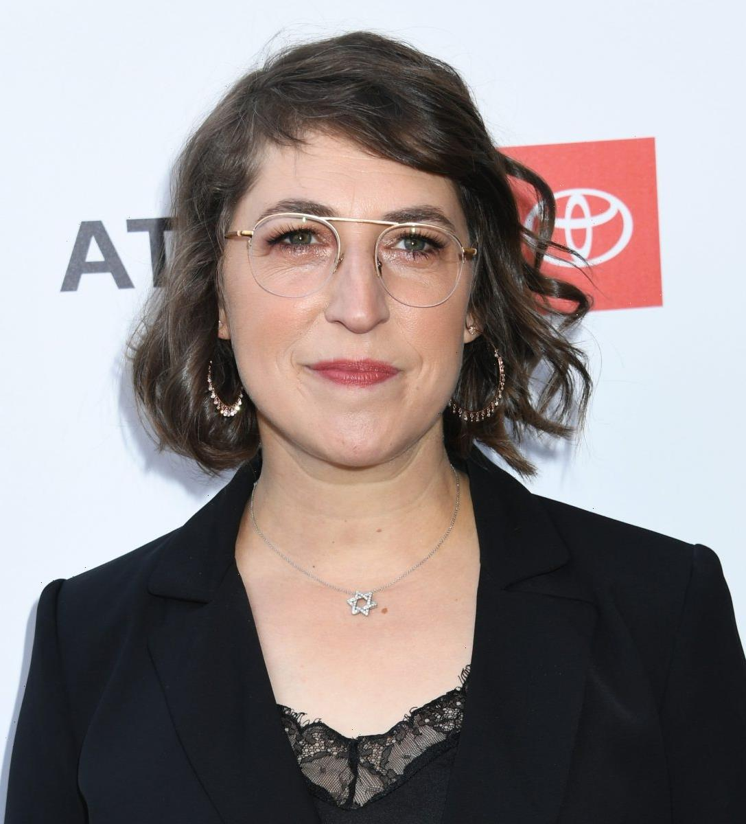 'Jeopardy!' Guest Host Mayim Bialik Comments on the Game Show Drama: 'It's Definitely Been Stressful'