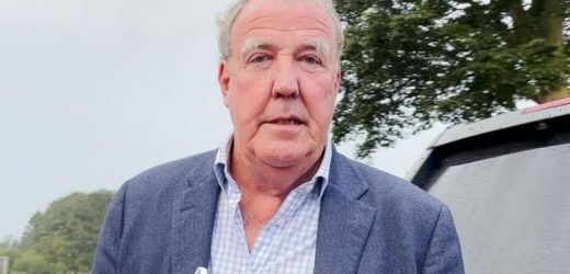 Jeremy Clarkson charms villagers into welcoming farm-shop but some are 'still sceptical'