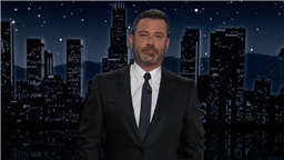 Jimmy Kimmel Talks R. Kelly Conviction, William Shatner's Upcoming Space Flight & Controversy Surrounding New Super Mario Bros. Pic