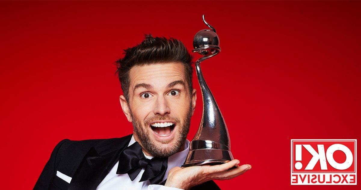 Joel Dommett admits it's his 'narcissistic' dream to hand himself a National Television Award