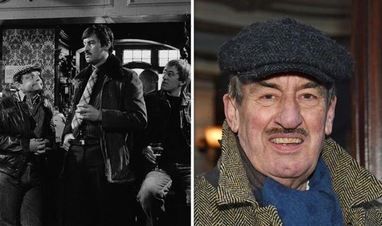 John Challis admitted regrets over not having children 'Would have liked a daughter'