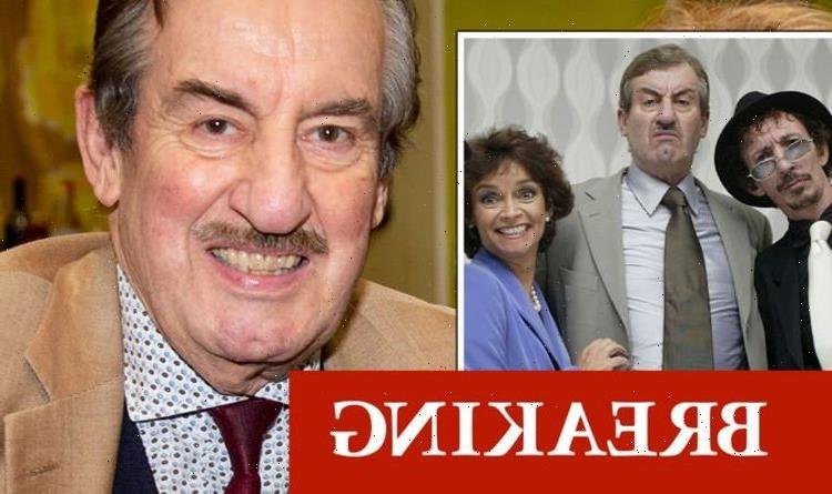 John Challis dead: Only Fools and Horses star dies at 79 after 'long battle with cancer'