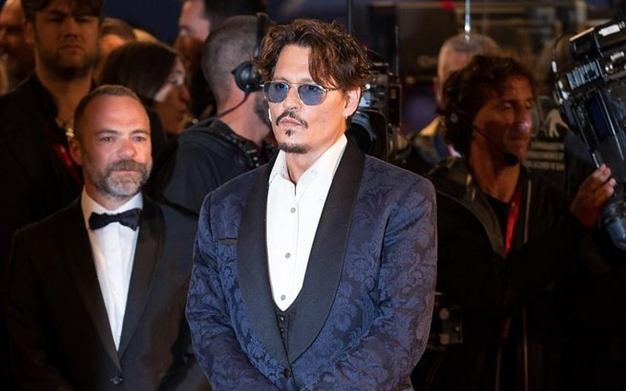 Johnny Depp Calls Himself 'Victim' of Cancel Culture as He Receives Honor at Film Festival