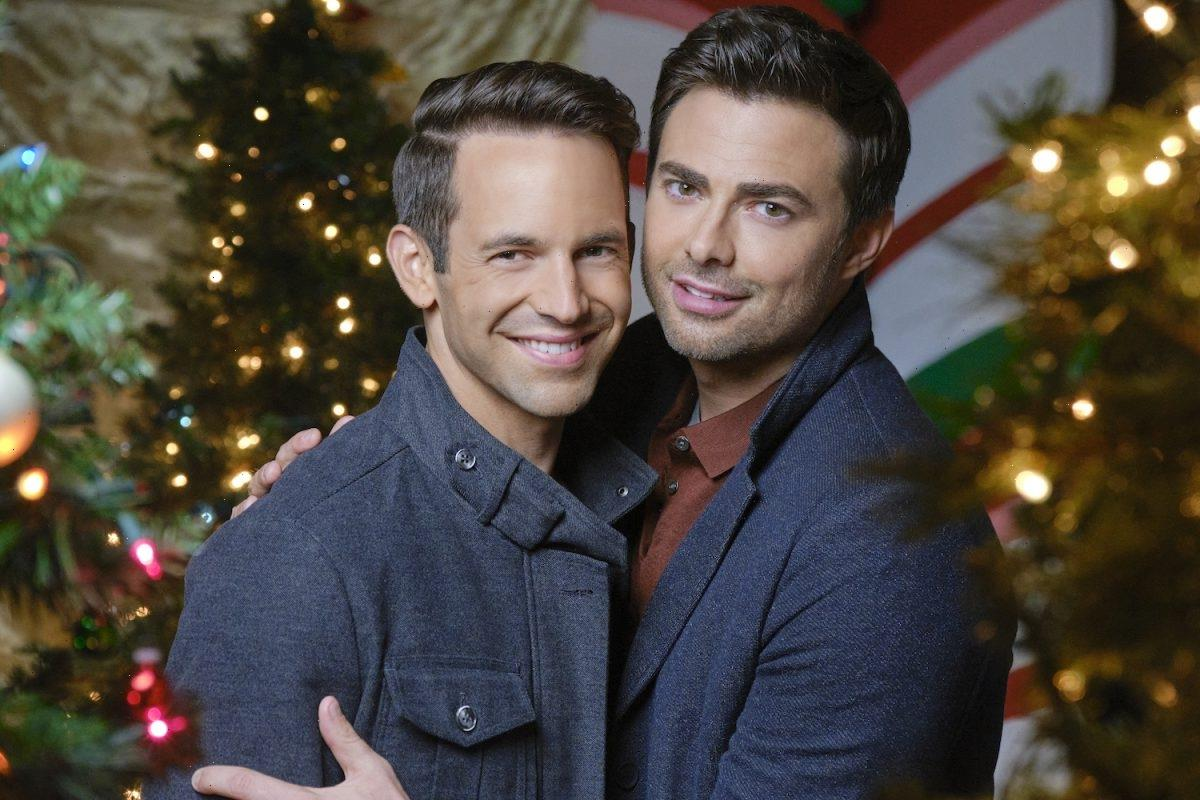 Jonathan Bennett Confirms 'The Christmas House 2' Is Coming to Hallmark Channel