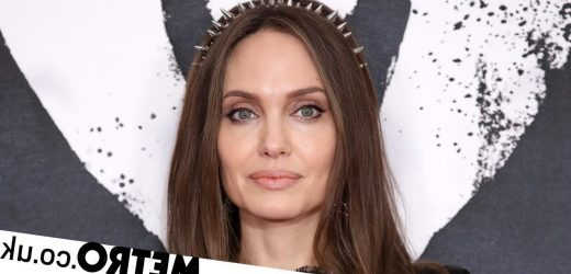 Journalist recalls moment they headbutted Angelina Jolie on the red carpet